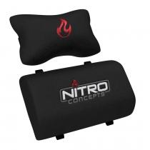 Nitro Concepts S300 EX Gaming Chair Inferno Red/Black
